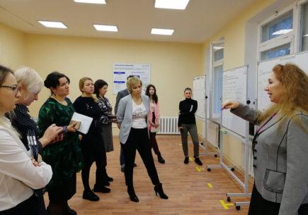 Медицинская и административная лаборатории в НовГУ