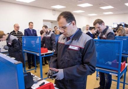 Открытие Фабрики процессов в Череповецком Государственном Университете