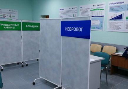 Открытие первой в России медицинской Лин-лаборатории (Фабрики процессов) состоялось в БелГУ