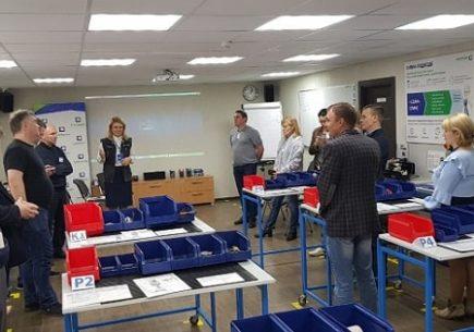 Обучение руководителей по теме «Бережливое производство «Лин-подход»