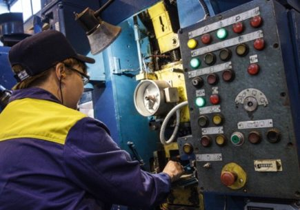 Внедрение SMED на предприятии по производству автокомпонентов