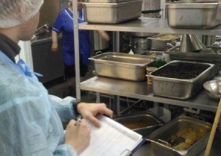 Диагностика производства в Департаменте продовольствия