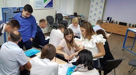 Имитационное обучение «Оптимизация банковских процессов»