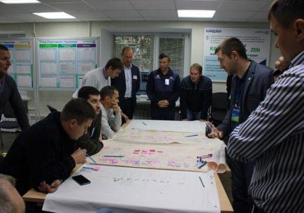 Сотрудники ОАО «РИАТ» прошли базовое обучение Лин-подходу