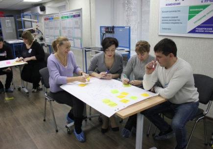 «Лин Вектор» готовит Лин-тренеров для предприятий Татарстана