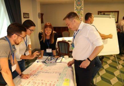 Обучение руководителей и экспертов «Газпром нефти» в рамках Школы операционной эффективности