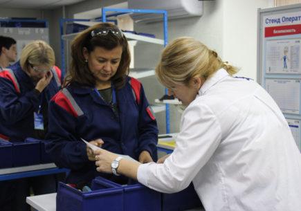 Обучение участников Проектного офиса ИК г. Казани Лин-инструментам