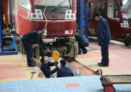 Оптимизация потока и обеспечивающих процессов на предприятии, оказывающем услуги по перевозке пассажиров общественным транспортом