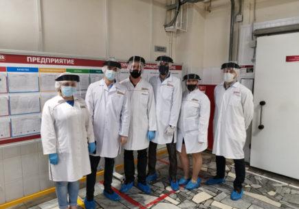 Оптимизация процесса по изготовлению Macarons в рамках национального проекта