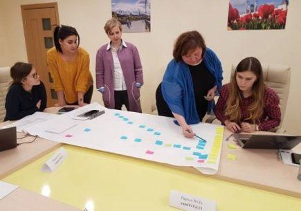 Оптимизация процессов в Комитете внешнего благоустройства Исполкома г. Казани