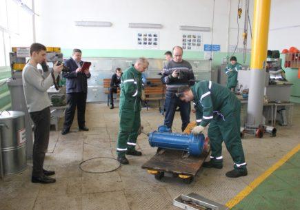 Подготовка Лин-тренеров в Управлении «Татнефтегазпереработка»