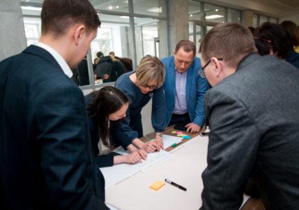 Оптимизация процесса оказания услуг управления в Комитете земельных и имущественных отношений г. Казань.