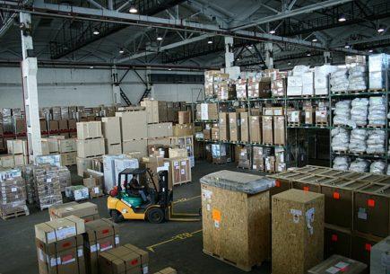 Постановка системы управления запасами и складского хозяйства «РИАТ»