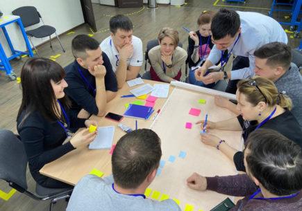 Повышение эффективности офисных процессов в рамках курса «Лин-тренер»