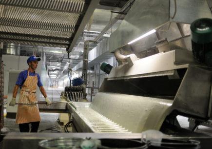 Повышение производительности труда на производстве строительно-отделочных материалов