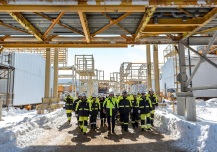Практическое обучение «Лин-подход» на предприятии нефтегазового комплекса
