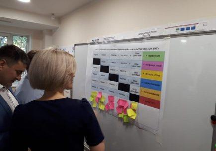 Проект в рамках системы управления: «Повышение эффективности бизнес-планирования»