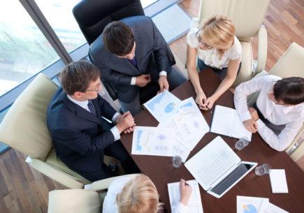 Проведение совещаний: методы эффективности
