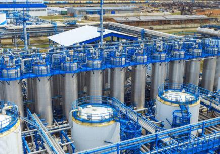 Развитие системы непрерывных улучшений на предприятии по добыче нефти