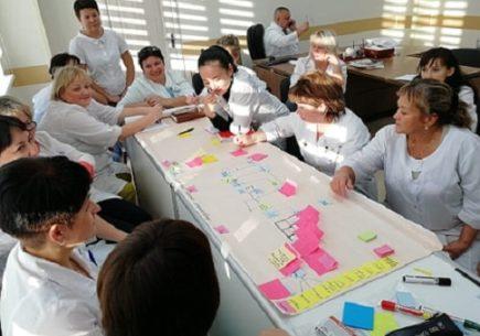 Развитие системы непрерывных улучшений в поликлиниках г. Альметьевска