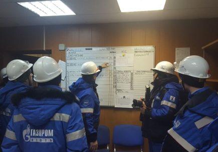 Реализации программы «ЛИНиЯ» в «Газпромнефть-Муравленко»
