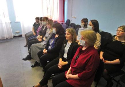 Сотрудники Центра занятости населения г. Нижнекамск осваивают новый подход к работе