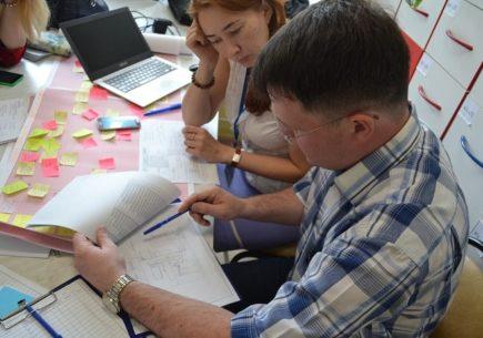 Участники обучения по подготовке Лин-тренеров разработали проекты по улучшениям