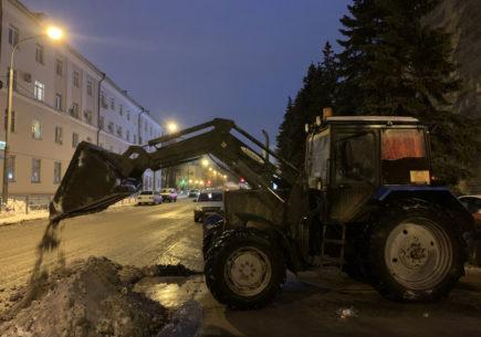 Улучшение дорожной ситуации в г. Казани в рамках национального проекта