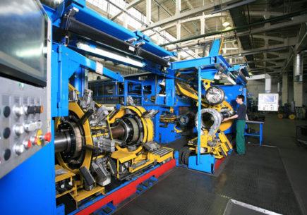 Увеличение общей эффективности оборудования на 17% на крупнейшем шинном заводе России