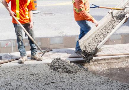 Внедренные инструменты для улучшений на одном из предприятий по производству бетона в регионе