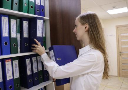 Запасы в офисе, сервисе и сфере услуг