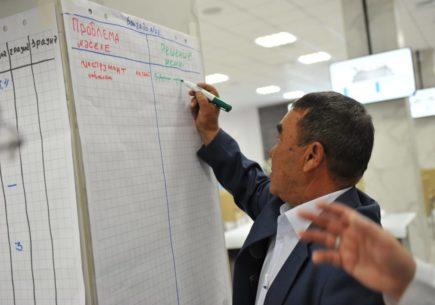 Комплексная оценка потенциала организации в нефтедобывающей компании