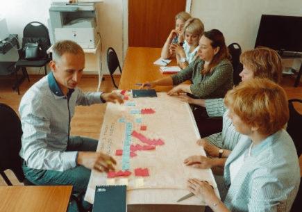 Разработка жизненных и бизнес-ситуаций в Центре занятости населения