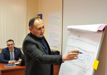 Агенты изменений в Казахстане защитили свои проекты