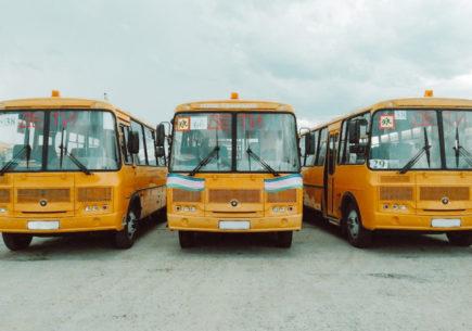 Организация новых точек выхода транспортных средств