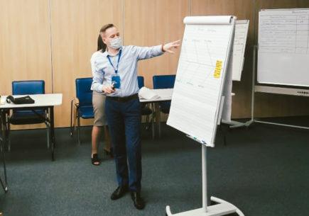 «Обучение на рабочем месте» в структурных подразделениях компании нефтегазовой сферы