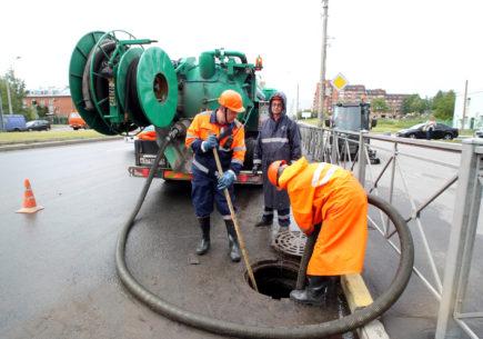 Повышение эффективности выполнения аварийных работ на сетях водоснабжения