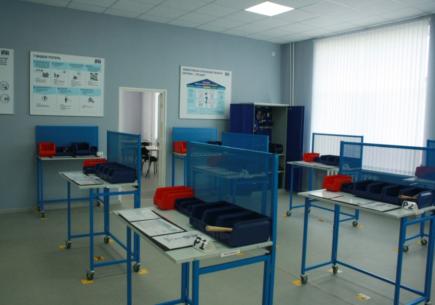Первая Лин-лаборатория в Волгоградской области