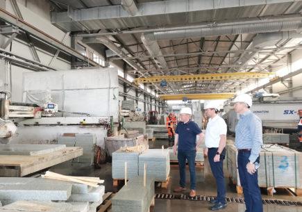 Проект по повышению операционной эффективности на предприятии по добыче и обработке натурального камня